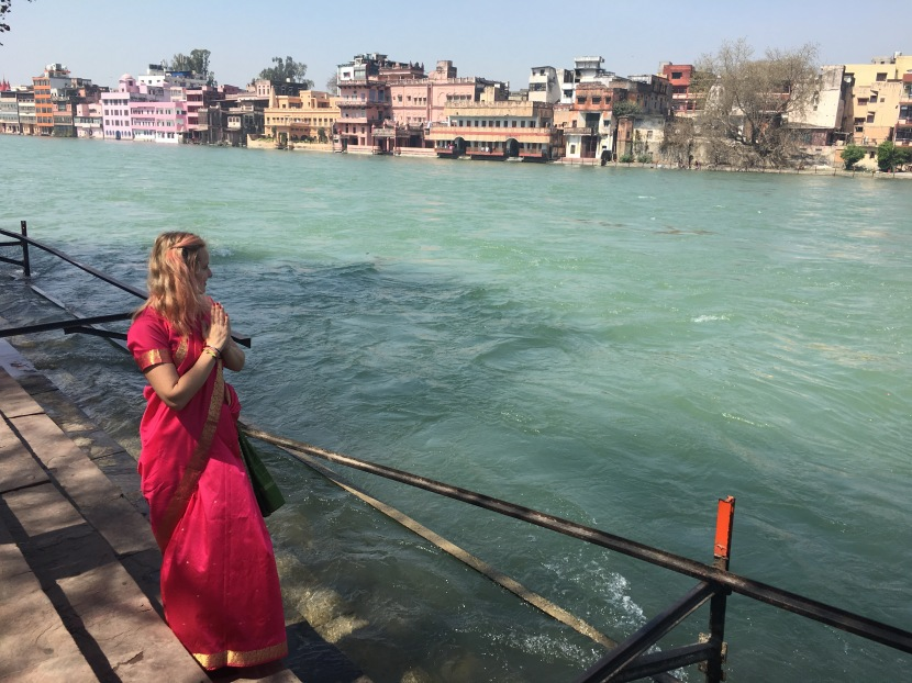 Swimming against the tide – Rishikesh and Haridwar