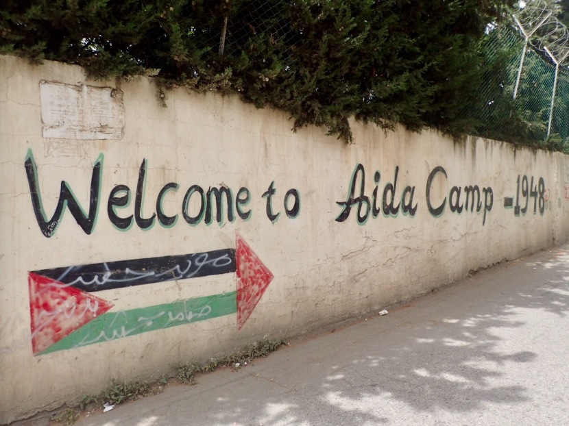 Home – in a Palestinian Refugee Camp